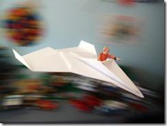 Daniel Breneis - Flug über die Legostadt